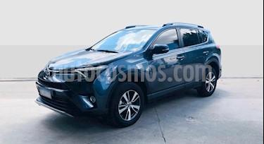 Toyota RAV4 2.0L 4x4 TD usado (2018) color Gris Oscuro precio $2.590.000