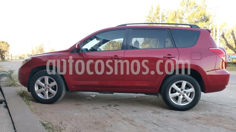 Toyota RAV4 2.5L Aut Full 4x4  usado (2009) color Rojo precio $1.150