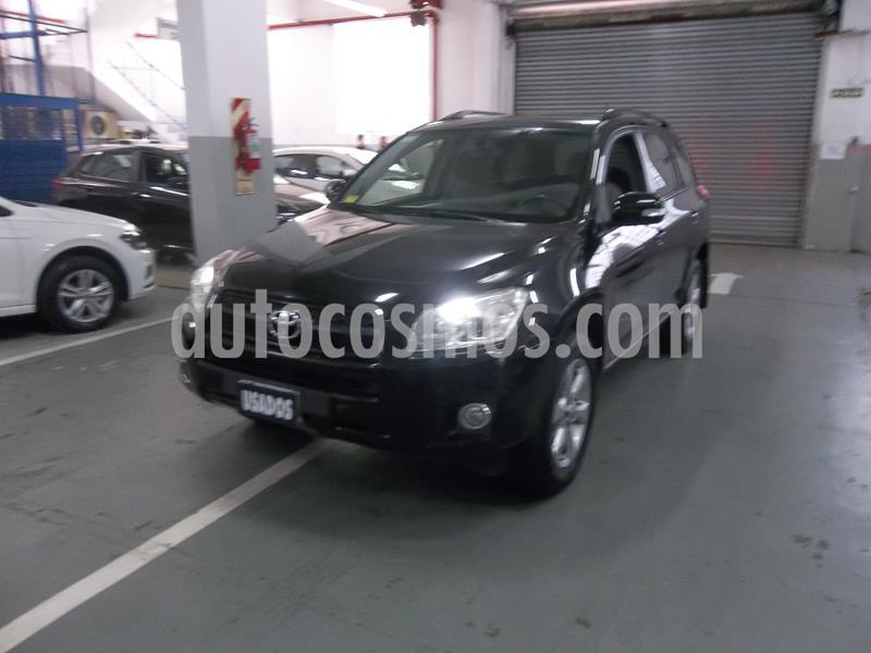 Toyota RAV4 2.4l 4x2 usado (2013) color Negro precio $1.399.000