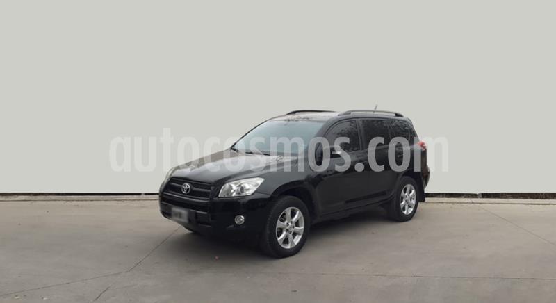 Toyota RAV4 2.4L 4x4 Aut usado (2012) color Negro precio $1.390.000