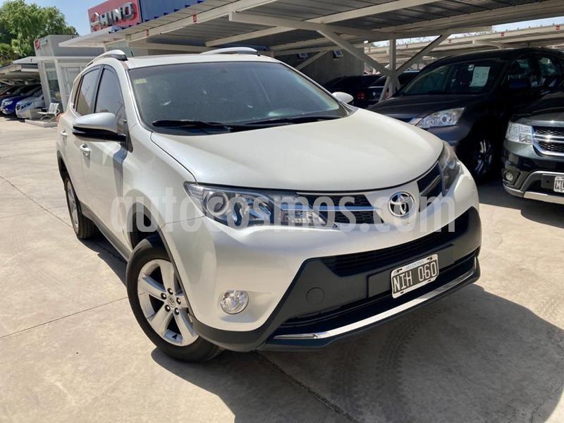 Toyota RAV4 VX 4x4 Aut Full  usado (2013) color Blanco precio $2.850.000