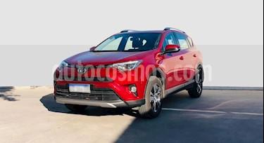 Foto Toyota RAV4 2.0L 4x4 TD usado (2018) color Rojo precio $2.300.000