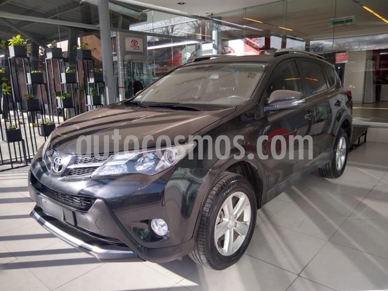 Toyota RAV4 2.4L 4x4 Aut Full usado (2013) color Negro precio $2.100.000