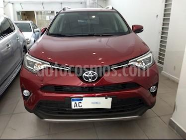 Toyota RAV4 4x2 Full usado (2018) color Rojo precio u$s35.000
