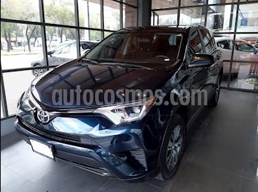 Foto venta Auto usado Toyota RAV4 LE (2018) color Verde precio $323,000