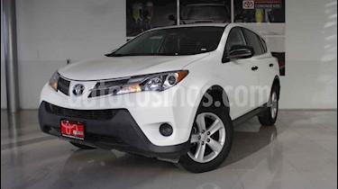 Foto venta Auto usado Toyota RAV4 LE (2014) color Blanco precio $250,000