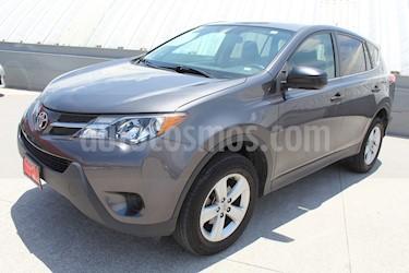 Foto venta Auto usado Toyota RAV4 LE (2014) color Gris precio $239,000