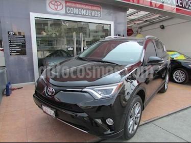 Foto venta Auto Seminuevo Toyota RAV4 Limited 4WD (2017) color Negro precio $435,000