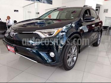 Foto venta Auto usado Toyota RAV4 Limited 4WD (2017) color Azul precio $375,000