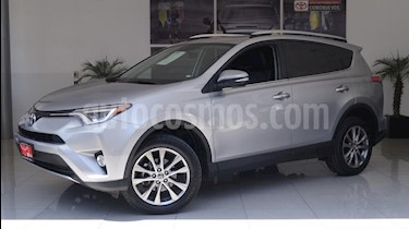 Foto venta Auto usado Toyota RAV4 Limited 4WD (2016) color Plata precio $395,000