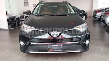 Foto venta Auto usado Toyota RAV4 Limited 4WD (2016) color Negro precio $365,000