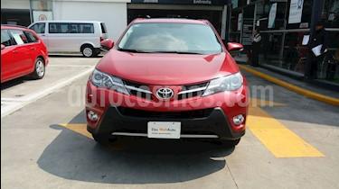 Foto venta Auto usado Toyota RAV4 Limited 4WD (2015) color Rojo precio $305,999