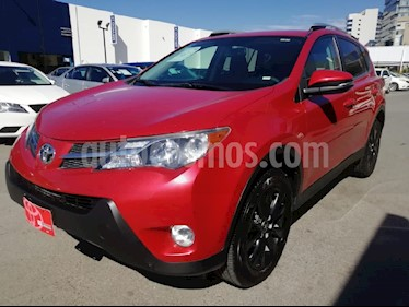 Foto venta Auto usado Toyota RAV4 Limited Platinum (2014) color Rojo precio $269,000