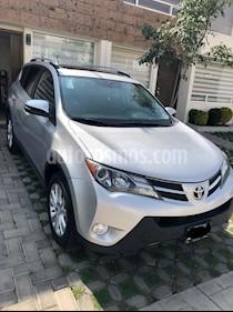 Toyota RAV4 Limited Platinum usado (2015) color Plata precio $270,000