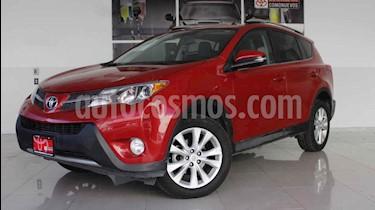 Foto venta Auto usado Toyota RAV4 Limited Platinum (2015) color Rojo precio $275,000