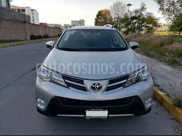 Foto venta Auto usado Toyota RAV4 Limited Platinum (2014) color Plata precio $250,000