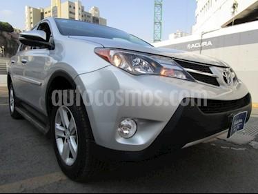 Foto venta Auto Seminuevo Toyota RAV4 Limited Platinum (2014) color Plata Mercurio precio $265,000
