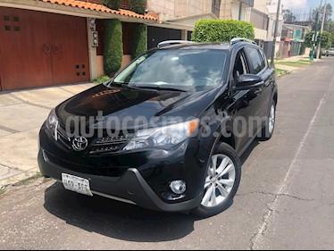 foto Toyota RAV4 Limited Platinum usado (2015) color Negro precio $249,000