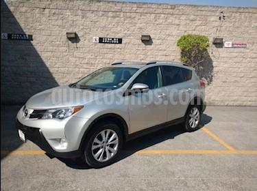 Foto venta Auto usado Toyota RAV4 Limited Platinum (2013) color Plata precio $268,000