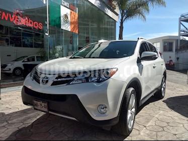 Foto venta Auto usado Toyota RAV4 Limited Platinum (2015) color Blanco precio $315,000
