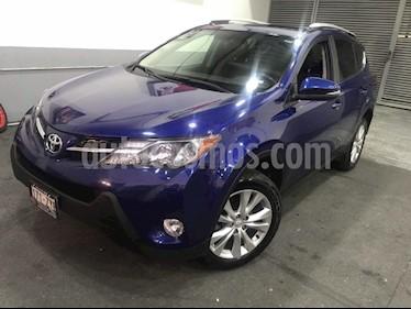 Foto venta Auto Seminuevo Toyota RAV4 Limited Platinum (2015) color Azul precio $339,900