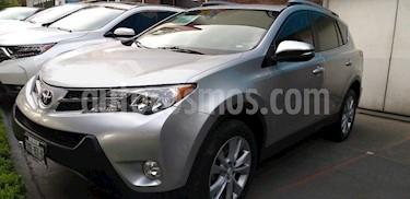 Foto venta Auto usado Toyota RAV4 Limited Platinum (2015) color Plata precio $315,000