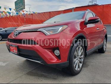 Foto venta Auto usado Toyota RAV4 Limited (2016) color Rojo precio $365,000