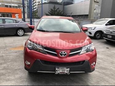 Foto venta Auto Seminuevo Toyota RAV4 Limited (2013) color Rojo precio $245,000
