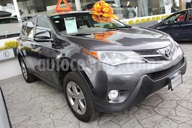 Foto venta Auto Seminuevo Toyota RAV4 Limited (2015) color Gris precio $299,000