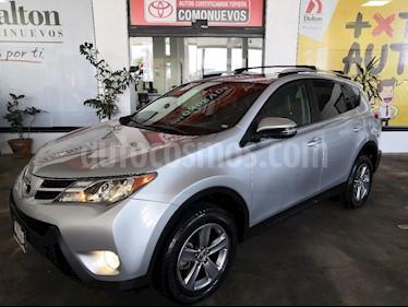 Foto venta Auto Seminuevo Toyota RAV4 Limited (2015) color Plata precio $339,000