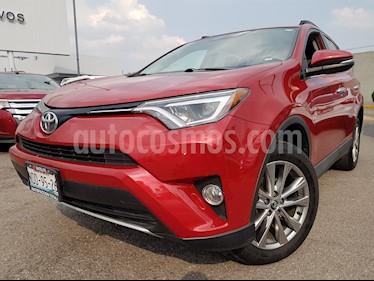 Foto venta Auto usado Toyota RAV4 Limited (2016) color Rojo precio $360,000