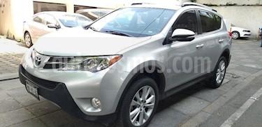 Foto venta Auto usado Toyota RAV4 Limited (2015) color Plata precio $315,000