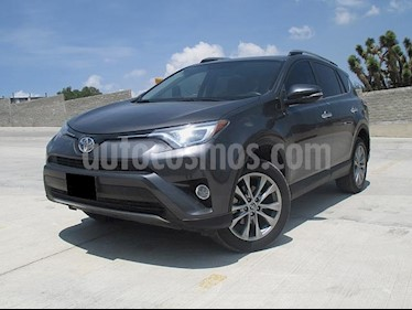 Foto venta Auto usado Toyota RAV4 Limited (2017) color Gris Oscuro precio $368,000