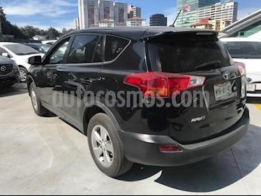 Foto venta Auto usado Toyota RAV4 Limited (2015) color Negro precio $315,000
