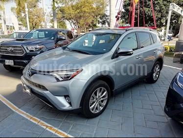 Foto venta Auto usado Toyota RAV4 Limited (2018) color Plata precio $489,000