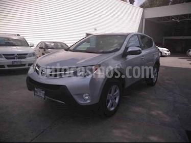 Foto venta Auto usado Toyota RAV4 Limited (2013) color Plata precio $230,000