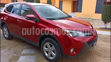 Toyota RAV4 Limited usado (2013) color Rojo precio $250,000