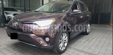 Toyota RAV4 5P LIMITED L4 TA PIEL QC F. NIEBLA RA-17 4X4 usado (2017) precio $385,000