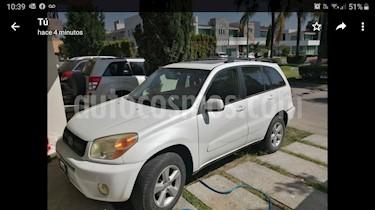 Toyota RAV4 2.4L Limited usado (2005) color Blanco precio $213,000