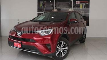 Toyota RAV4 5p XLE L4/2.5 Aut usado (2018) color Rojo precio $369,000