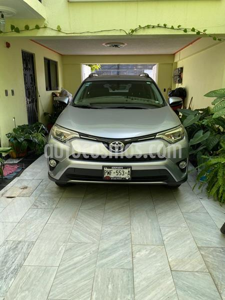 Toyota RAV4 Limited 4WD usado (2018) color Plata precio $370,000