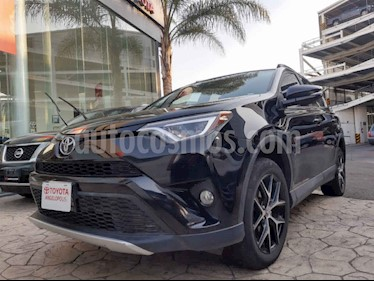 Toyota RAV4 5p SE L4/2.5 Aut usado (2016) color Negro precio $340,000