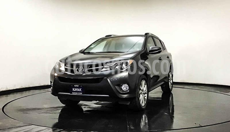 Toyota RAV4 Limited Platinum usado (2013) color Gris precio $242,999
