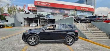 Toyota RAV4 5P XLE L4/2.5 AUT usado (2016) color Negro precio $285,000