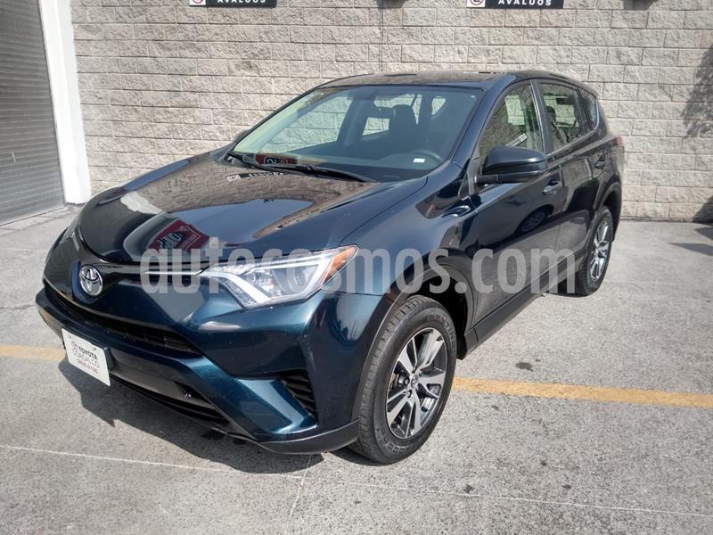 Toyota RAV4 2.5L Base usado (2018) color Azul precio $310,000