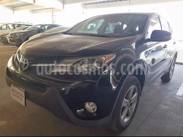 Toyota RAV4 5p XLE L4/2.5 Aut usado (2014) color Negro precio $285,000