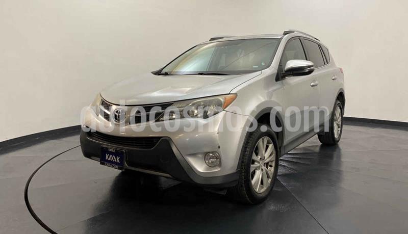 Toyota RAV4 Limited Platinum usado (2014) color Plata precio $267,999