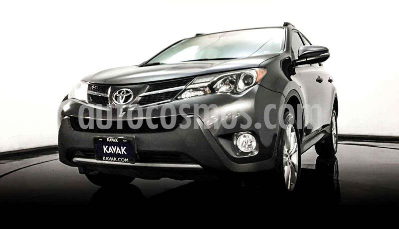 Toyota RAV4 Limited Platinum usado (2014) color Gris precio $279,999