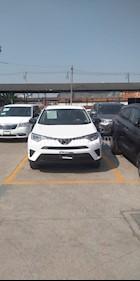 Toyota RAV4 2.5L Base usado (2017) color Blanco precio $285,000