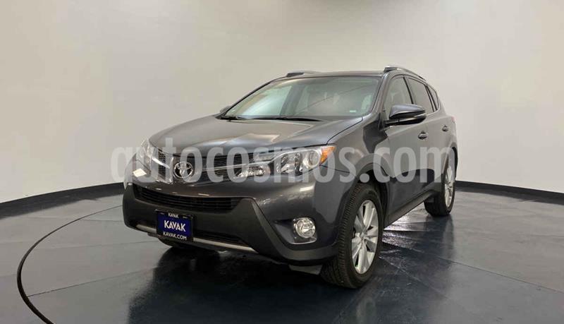 Toyota RAV4 Limited Platinum usado (2013) color Plata precio $247,999